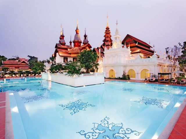 Dheva Spa at Dhara Devi, Chaing Mai, Thailand