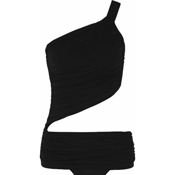 Norma Kamali Cutout swimsuit