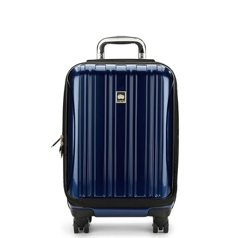 "19"" Expandable Hard-Shell Spinner Suitcase"