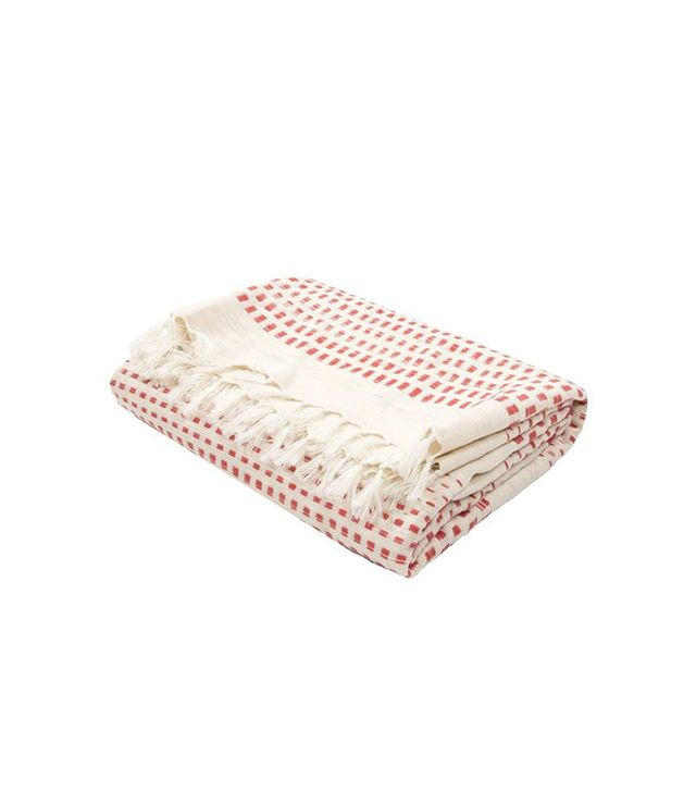 Lulu & Georgia Prima Rose Throw