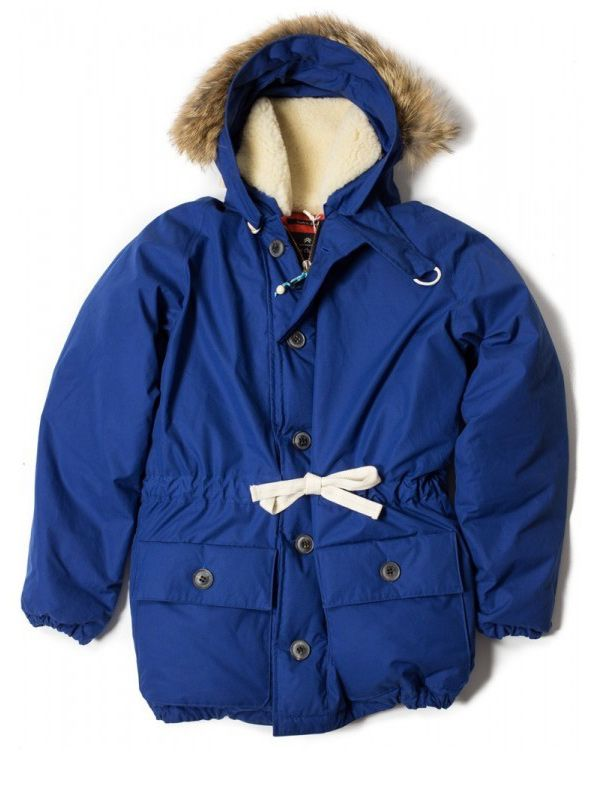 The Armoury Store Nigel Cabourn Everest Parka