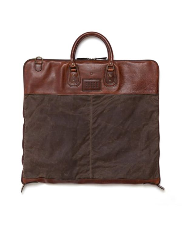 Moores & Giles Gravely Garment Bag