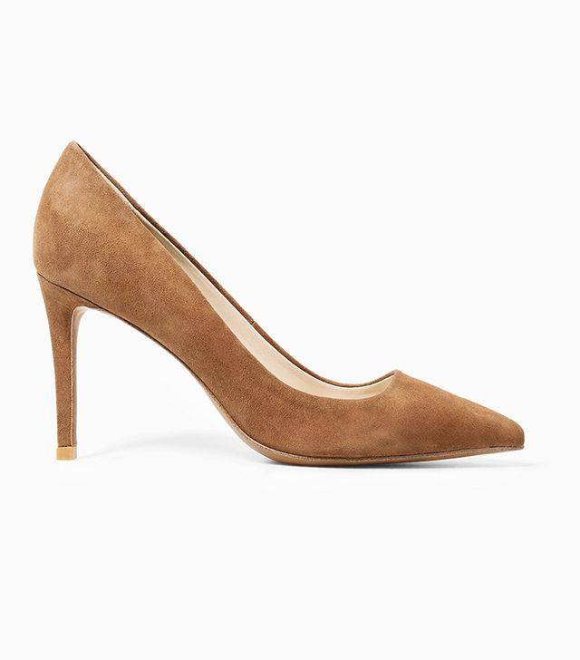Gianvito Rossi Crosby Pumps
