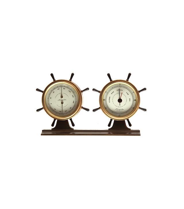 Pete's Desktop Nautical Barometer