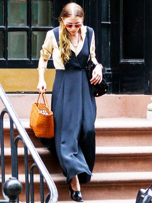 Ashley Olsen Just Set an Unexpected Trend for Summer
