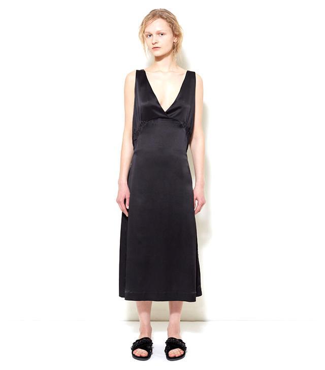 Simone Rocha Satin Slip Dress