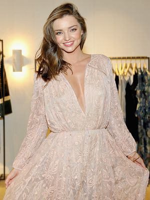 Miranda Kerr Wore the Dreamiest Dress Last Night