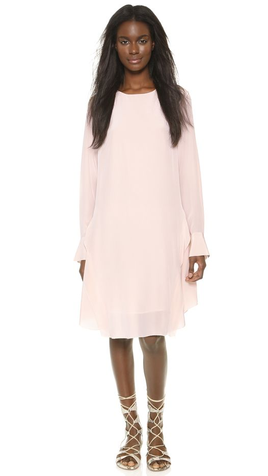 See by Chloé Long Sleeve Dress