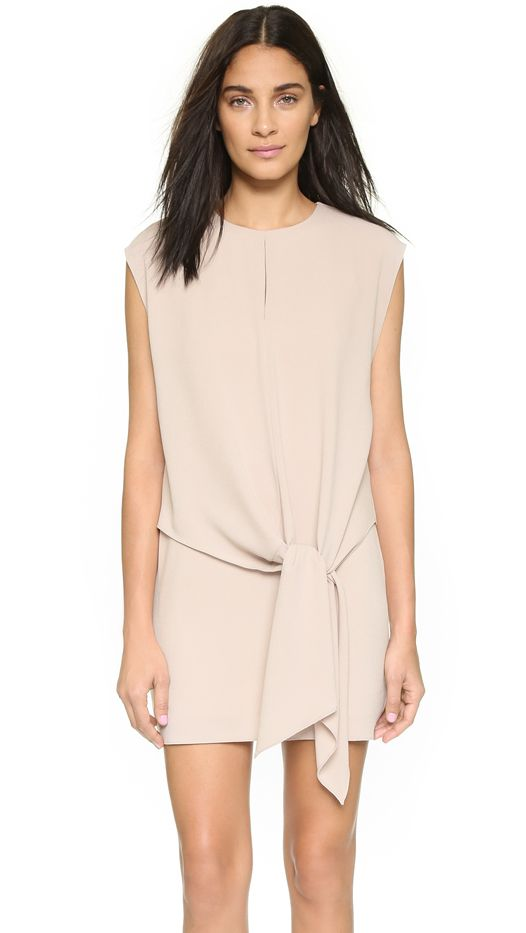 Tibi Tie Dress