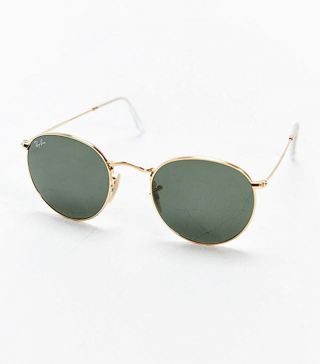 Ray-Ban Classic Metal Round Sunglasses