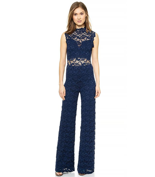 Nightcap Clothing Dixie Lace Jumpsuit