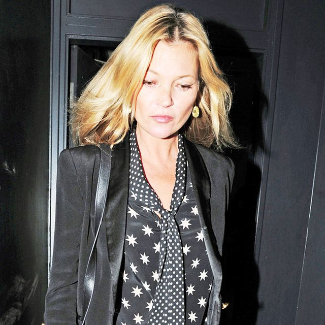 Get Kate Moss's Signature Outfit