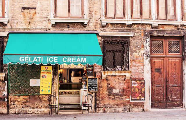 Falling in Love in Venice, Italy