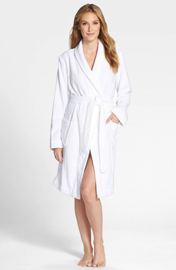 Nordstrom Cosy Terry Robe