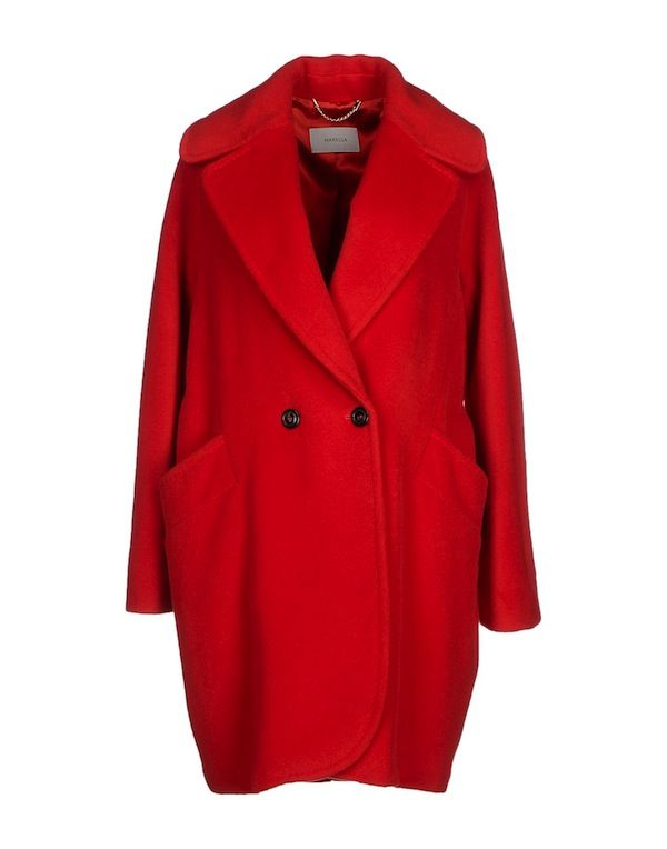 Marella Wool And Cashmere Coat