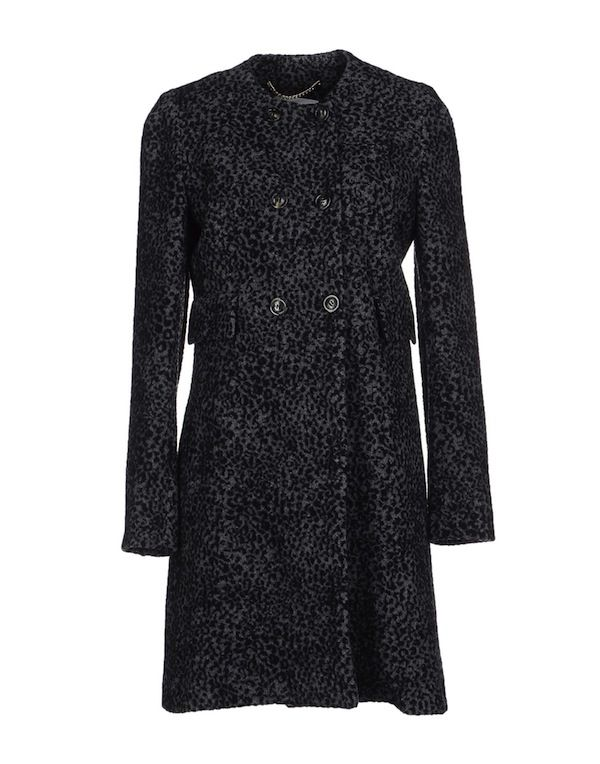 Marella Animal Print Coat