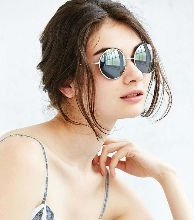 Urban Outfitters Carousel Round Sunglasses