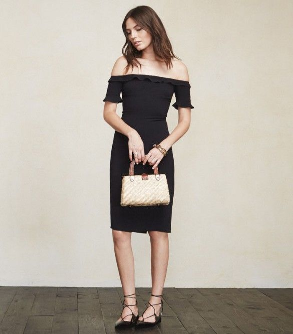 The Reformation Antonia Dress