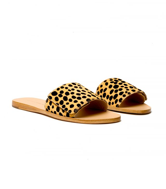 Loeffler Randall Sibi Slip-On Sandals