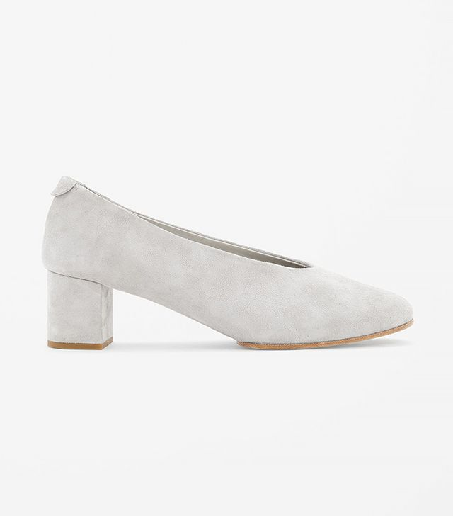COS Slip-On Suede Shoes