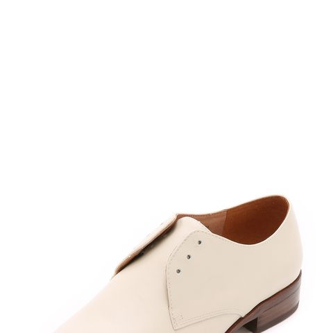 The Preston Oxfords, Antique Cream