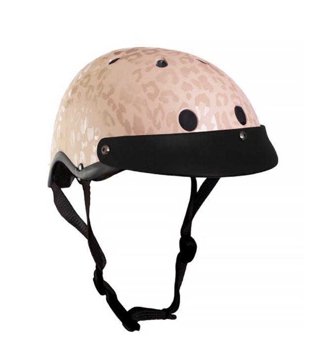 Eleanors Sawako Furuno Madison Beige Bike Helmet