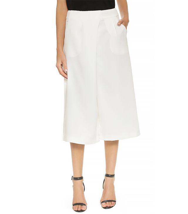 C/Meo Collective Lady Killer Culottes, Ivory