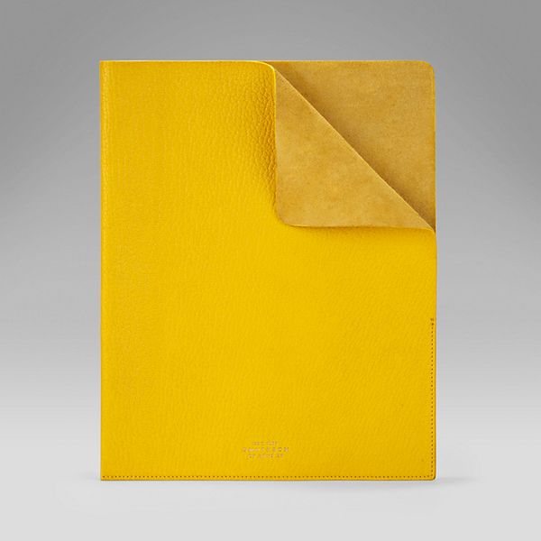 Smythson  Chameleon Collection New iPad Folder