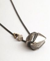 Macha Macha Mens Big Knot Necklace