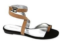 Calvin Klein Calvin Klein Charis Flat Sandals