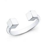 Vita Fede Ultra Mini Double Cubo Ring