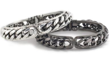 Fallon Classique Biker Chain Cuff