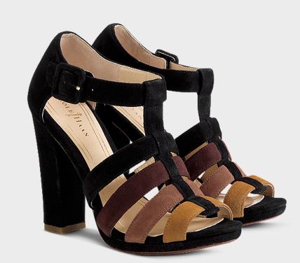 Cole Haan Chelsea T-Strap Sandals