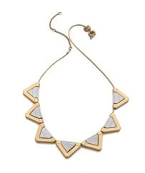 Madewell Madewell Chevron Necklace