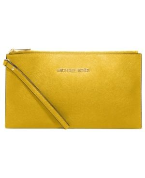MICHAEL Michael Kors  Jet Set Large Travel Zip Clutch