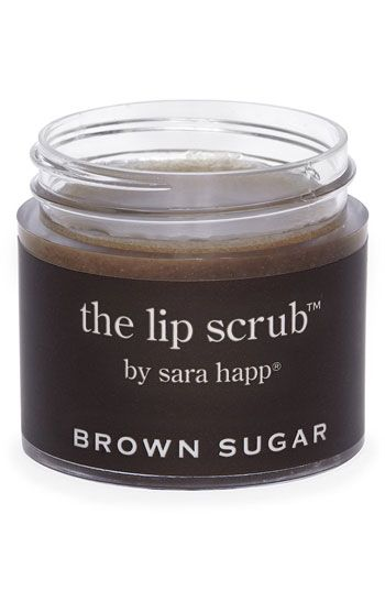 Sara Happ Brown Sugar Lip Exfoliator