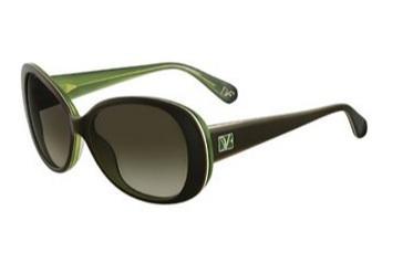 Diane von Furstenberg Blaise Sunglasses