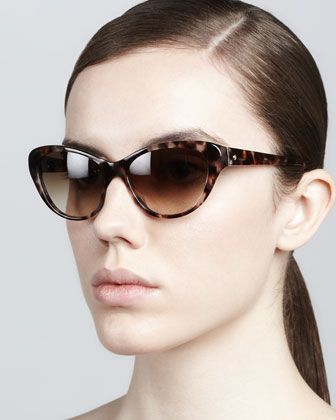 Kate Spade New York  Della Cat-Eye Sunglasses