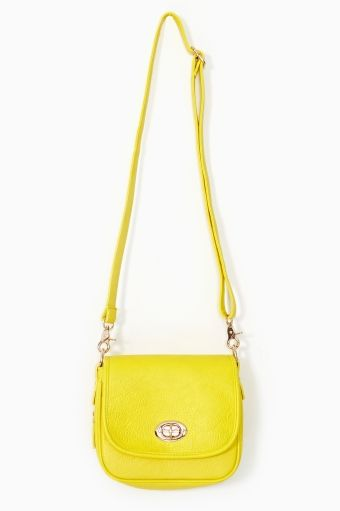 Nasty Gal  Electric Flash Bag