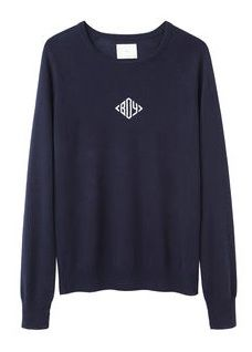 Boy by Band of Outsiders  Monogram Raglan