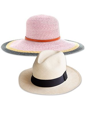 Get Vacation Ready With These Stylish Sun Hats