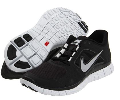 Nike Free Run+3 Sneakers