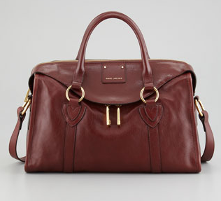 Marc Jacobs Fulton Large Satchel