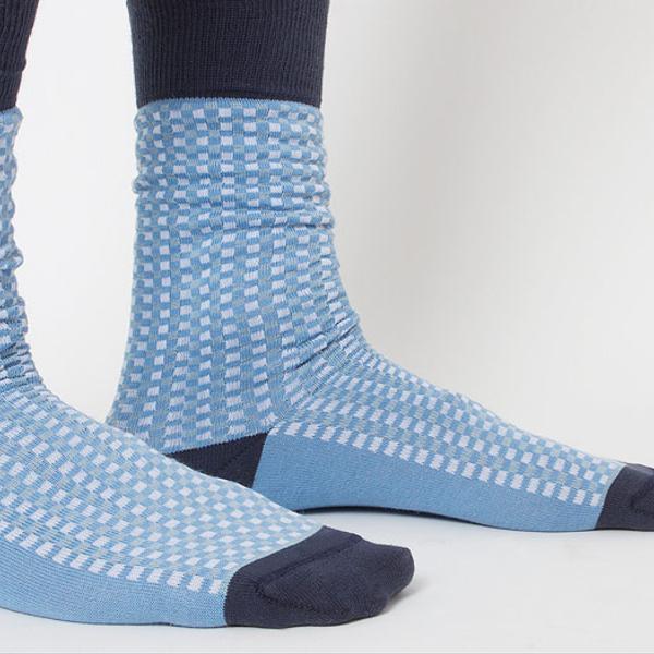 Shipley Halmos  Highland Socks