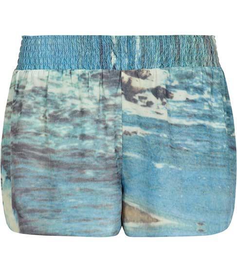Reiss  Molly Printed Mini Shorts
