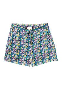 Girl by Band of Outsiders  Crinkle Chiffon Shorts