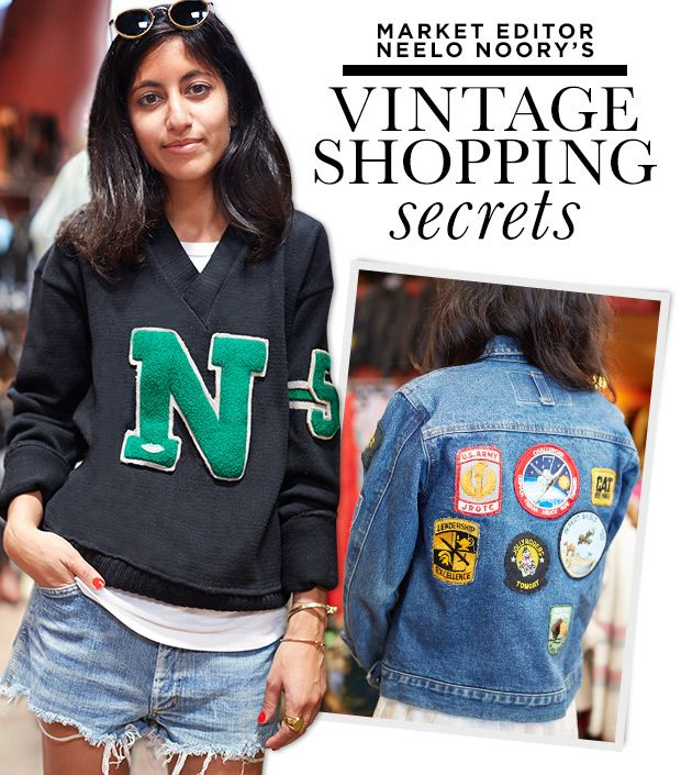 Vintage Shopping Secrets To Live By