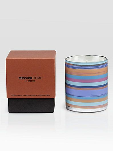 Missoni  Laguna Scented Candle