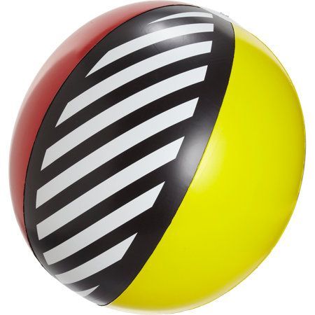 Barneys New York Lichtenstein Beach Ball, Untitled (Xmas Ornament),