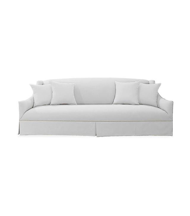 One Kings Lane Alana Linen Sofa